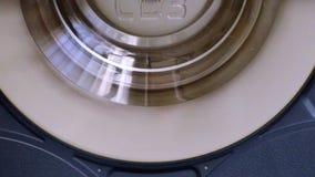 CD que gira o estéreo home interno video estoque