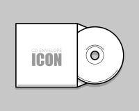CD räkningsmall DWD Royaltyfri Fotografi