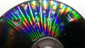 CD reflexion Royaltyfri Bild