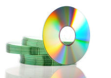 CD-rom royalty-vrije stock foto