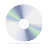 Cd rom Royalty Free Stock Image