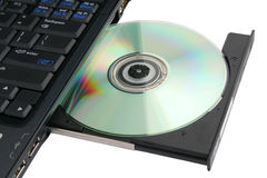 Cd rom Royalty Free Stock Photography