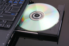 Cd rom Stock Photography