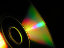 cd rom fotografia stock