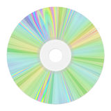 Cd-rom. An image of a nice cd rom texture Royalty Free Stock Images