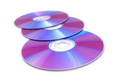 CD-Rom Obrazy Royalty Free