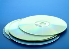CD-Rom Royalty Free Stock Photo