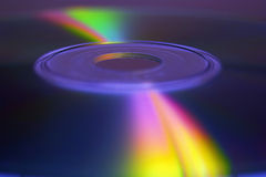 Cd-Rom. Abstract cd-rom image royalty free stock photos