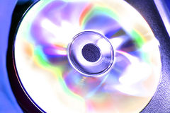 CD rom Stock Image