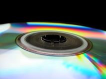 CD-Rom Fotografie Stock