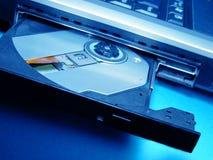 CD ROM Stock Photo