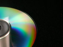 CD ROM Background Royalty Free Stock Images