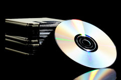 CD-ROM Royalty Free Stock Images