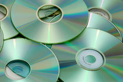 CD-ROM - Compact Discs Stock Images