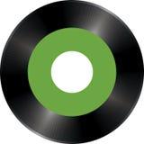 CD-ROM in der Art des Vinyls Lizenzfreies Stockbild