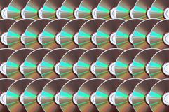 CD-Rom disks Stock Image