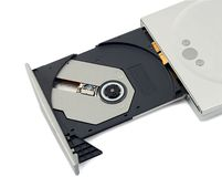 CD-ROM Drive Royalty Free Stock Images