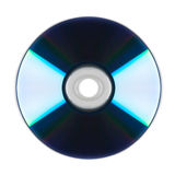Cd-rom, dvd, cd, disc. On a white background Royalty Free Stock Photography