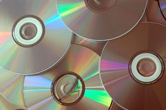 cd ROM-minnen Arkivfoton
