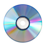 CD-rom voor PC Stock Foto