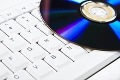 cd roms клавиатуры Стоковые Фото