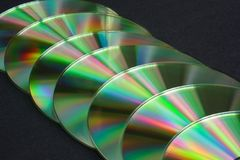 Cd-roms Stock Photo