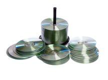 CD's Stock Photos