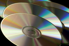 CD's Royalty Free Stock Image