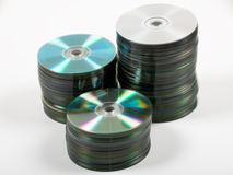 CD's Stock Images