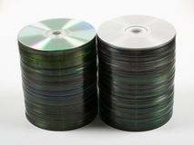 CD's Royalty Free Stock Photography