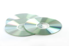 Cd's Stock Photo