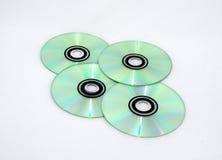 ` CD s Fotografía de archivo libre de regalías