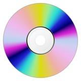 CD schijf. royalty-vrije illustratie