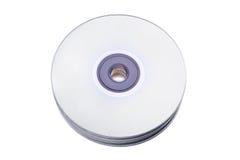 CD schijven Stock Afbeeldingen
