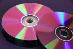 Cd series Stock Image