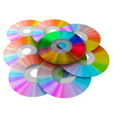 CD set Stock Photography