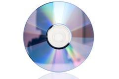 CD-SKIVA Royaltyfri Foto