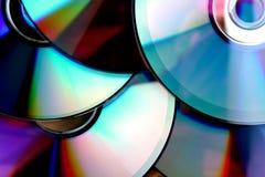 CD-SKIVA eller CD Royaltyfria Foton