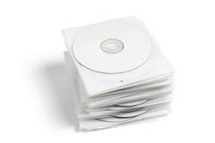 cd-skivor Royaltyfri Bild