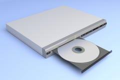 CD speler Royalty-vrije Stock Afbeeldingen