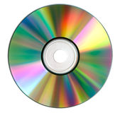CD Surface Royalty Free Stock Photos