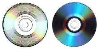 cd tylny przód Obraz Stock