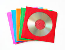 CD Umschläge Stockfotos