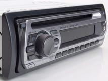 CD van de auto Stock Afbeelding
