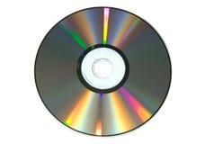 CD van de kleur stock fotografie