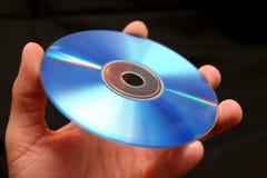 CD van het handvat Stock Afbeeldingen