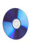 CD on white background - close-up Royalty Free Stock Photography