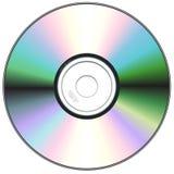 CD  on White Stock Images