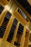 CD y cabina Imagen de archivo libre de regalías