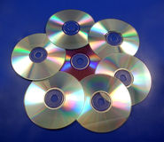 Cd_Background...(3) Royalty Free Stock Photography